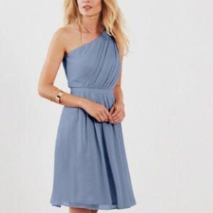 Weddington Way Georgia dusty blue dress size 10